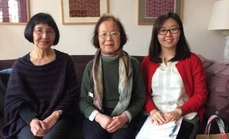 Japonka napisała książkę o wystawie Mariana Kołodzieja w Harmężach