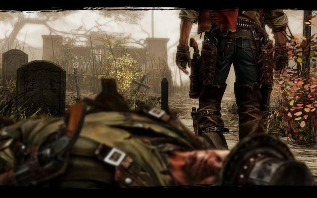 Call of Juarez: Gunslinger. Oryginalny zwiastun nie jest zły (wideo)