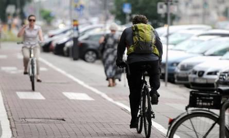 Drogi rowerowe w Łodzi. Prostują ścieżkę na Drewnowskiej