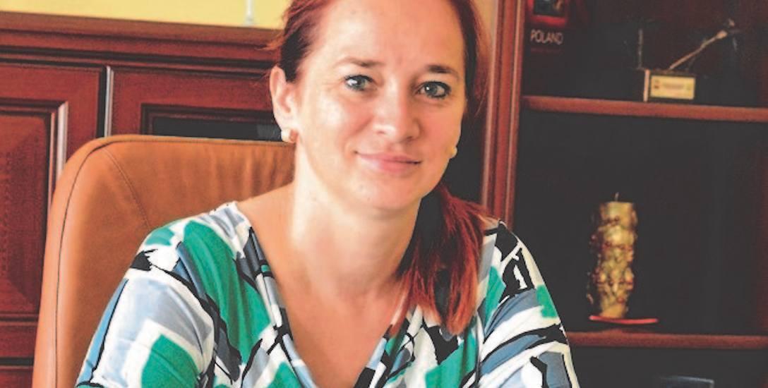 Agnieszka Wróblewska komisarz rządowy w gminie Ostrowice
