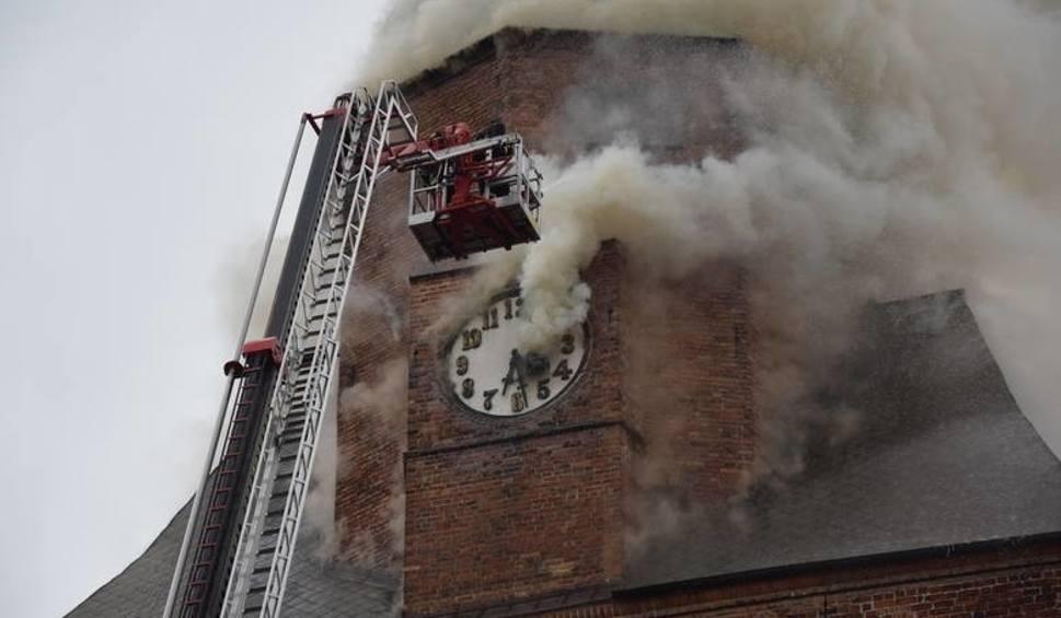 Film do artykułu: GORZÓW WLKP. Pożar katedry w Gorzowie. Były proboszcz już z wyrokiem