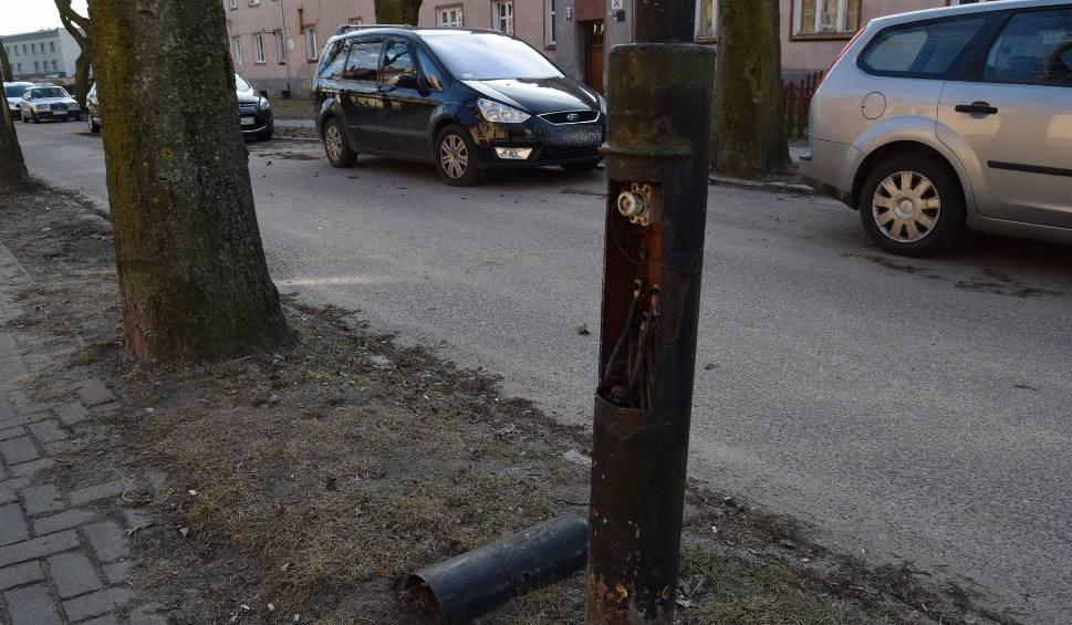 Film do artykułu: Ulica Drahimska w Szczecinku. Śmiertelna pułapka pod napięciem
