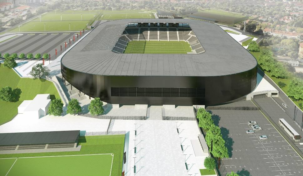 Film do artykułu: Stadion w Szczecinie. Rozpoczął się drugi przetarg. Są zmiany w planach