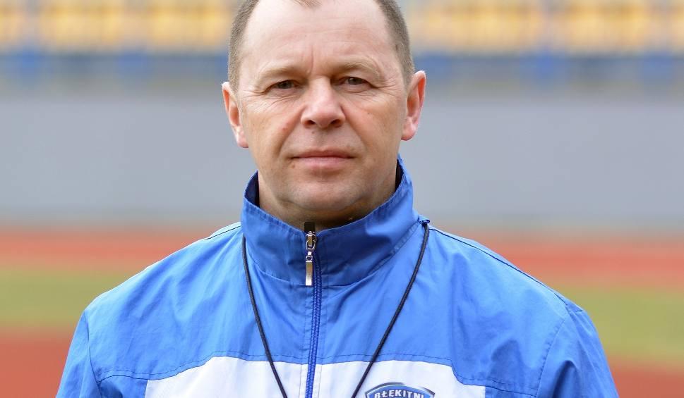 Film do artykułu: 4 liga podkarpacka. Andrzej Szymański nie jest już trenerem Błękitnych Ropczyce