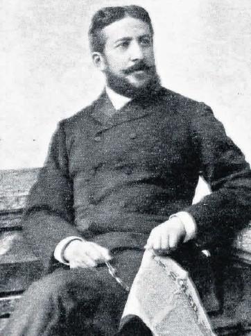 Pochodzący spod Brzozowa Adam Ostaszewski był człowiekiem wielu talentów i pasji