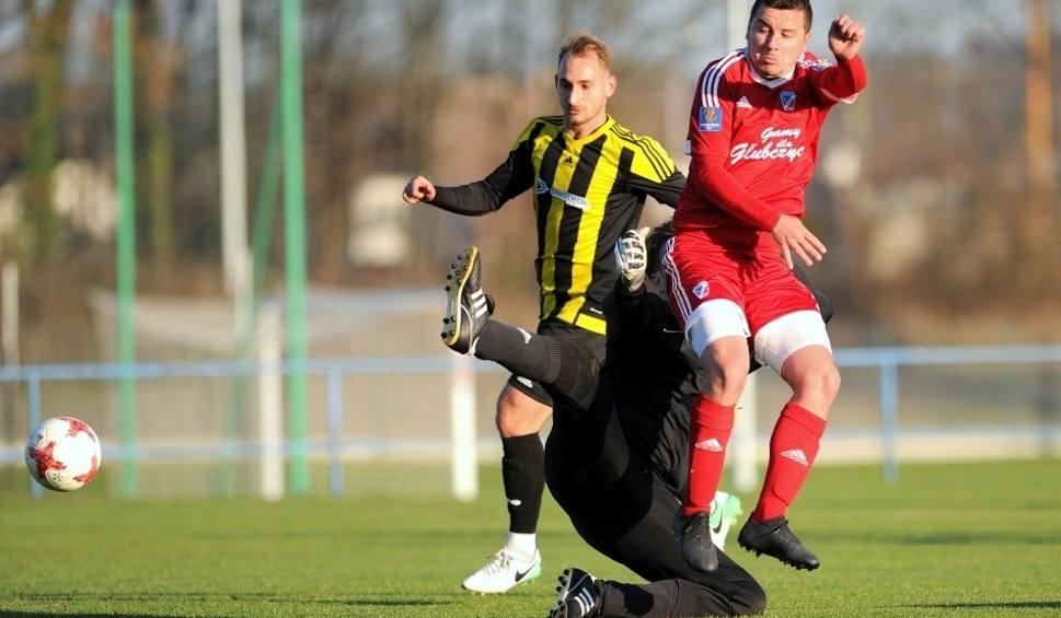 Film do artykułu: Bank Spółdzielczy w Leśnicy 4 liga opolska. MKS Gogolin - Polonia Głubczyce 0-1