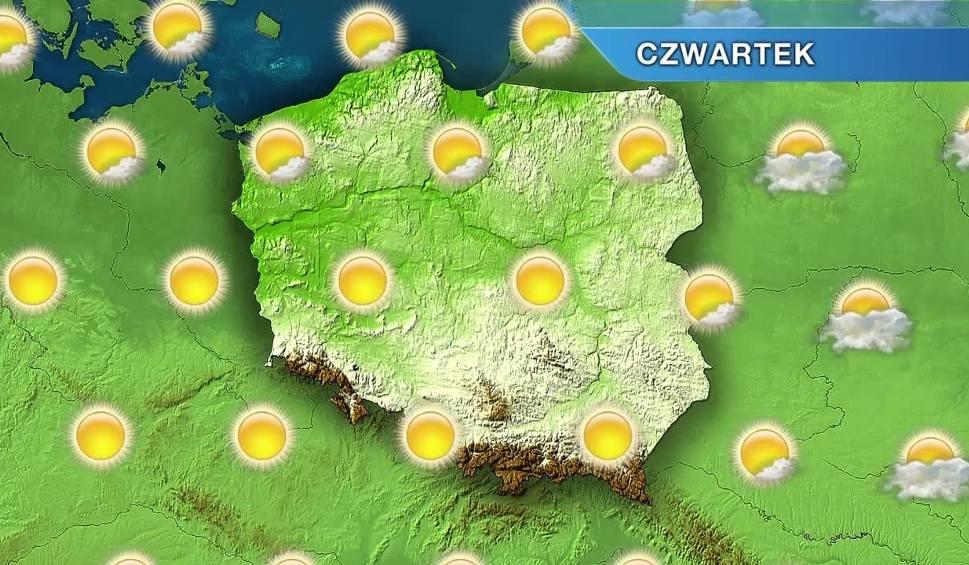Film do artykułu: Pogoda w Opolu i na Opolszczyźnie. Wraca letnia i słoneczna pogoda