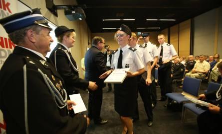 W Międzynarodowym Centrum Kongresowym w Katowicach spotkali się laureaci plebiscytu Strażak Roku