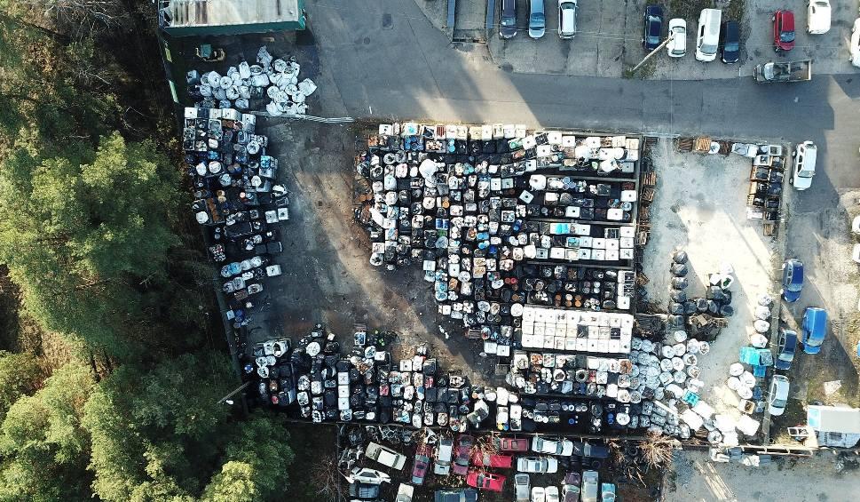 Film do artykułu: Skandal z chemikaliami przy kieleckiej Agromie! Kiedy zostaną usunięte? Utylizacja może nas kosztować 2 miliony !