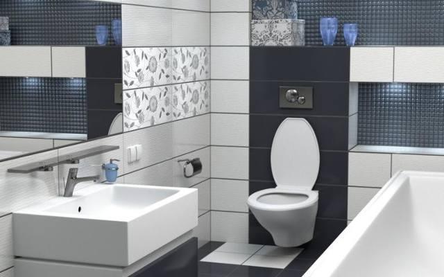 Łazienkę łatwiej utrzymać w czystości, jeśli wyposażymy ją w meble i WC podwieszane. Mycie podłogi nie będzie wtedy nastręczać problemu.