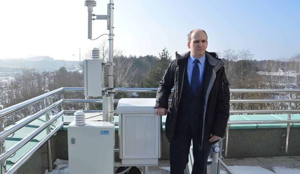 Film do artykułu: Powietrze i hałas monitorowane w Stalowej Woli