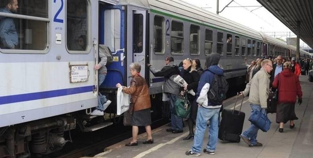 Nowy rozkład jazdy pociągów, nowe problemy passażerów