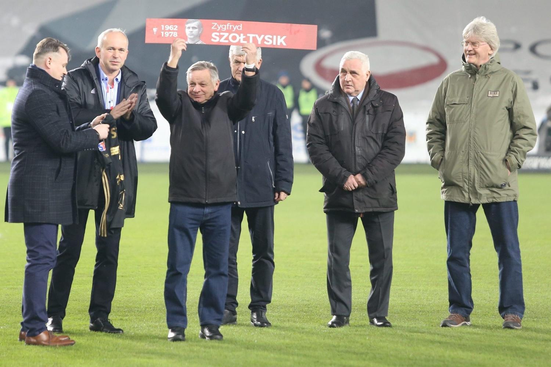 Górnik Zabrze: Zjazd legend klubu na 70-lecie [ZDJĘCIA]