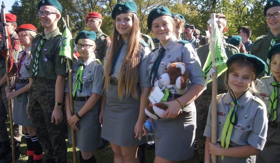 Film do artykułu: Święto Chorągwi Łódzkiej 2019 w Radomsku. Uroczysty apel z nagrodami i odznaczeniami [ZDJĘCIA]