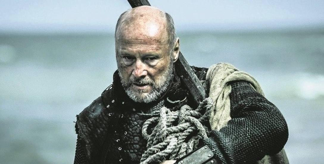 """Główną rolę w """"Krwi Boga"""" gra Krzysztof Pieczyński, znany ze swych antyklerykalnych poglądów. To celowy wybór reżysera"""
