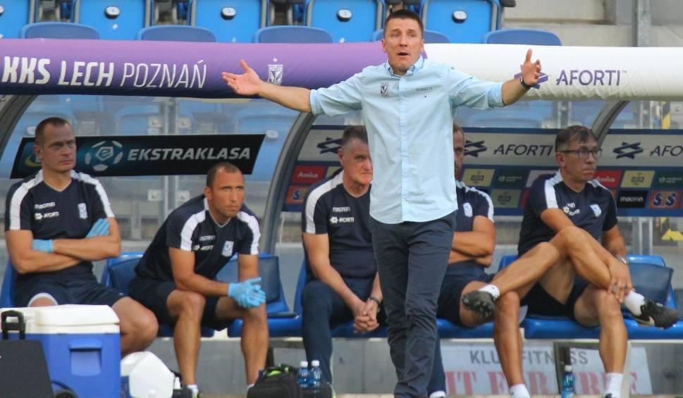 Film do artykułu: Wokół Bułgarskiej: Czy Ivan Djurdjević zachowa posadę trenera Lecha Poznań?
