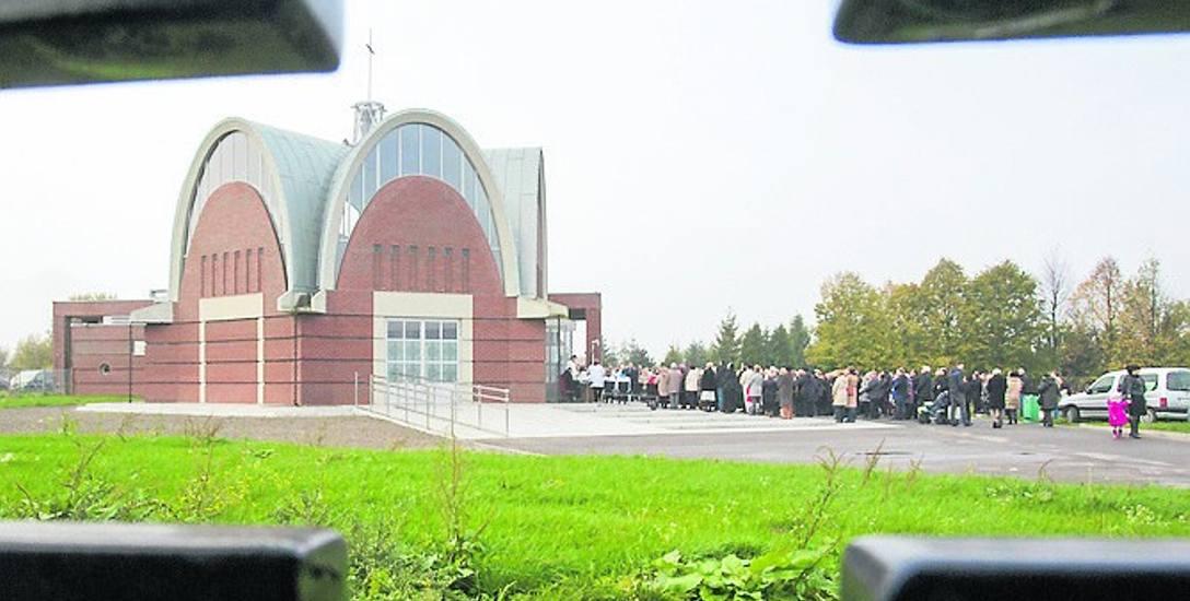 Krematorium na nowym cmentarzu. W Słupsku rośnie zainteresowanie spopielaniem zwłok