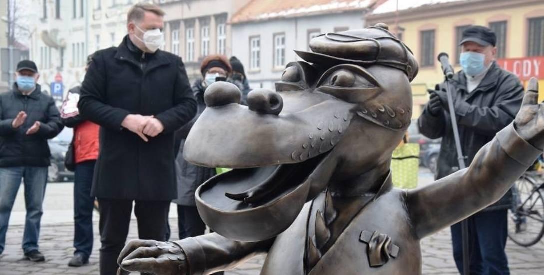 Smok Wawelski w Bielsku-Białej