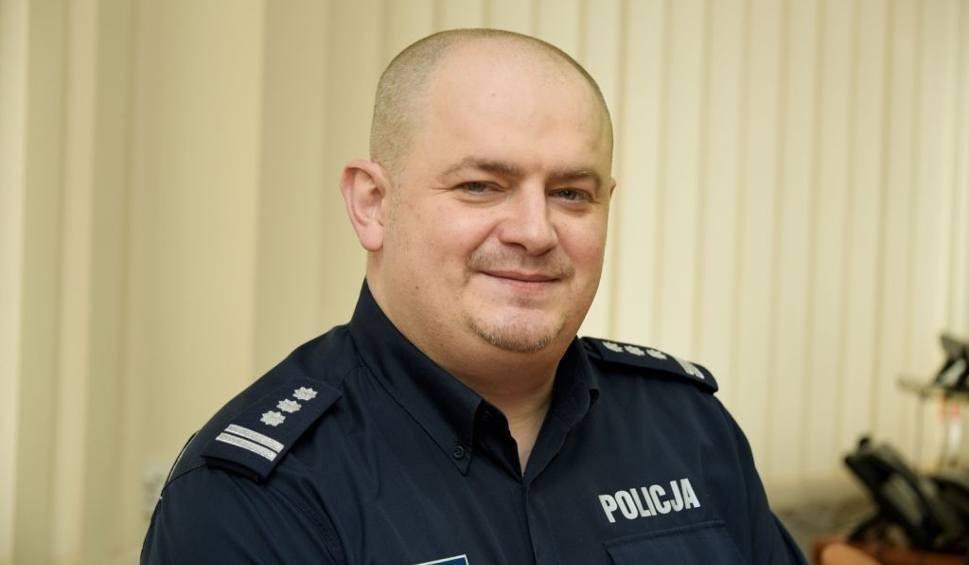 Film do artykułu: Insp. Andrzej Łapiński to nowy komendant wojewódzki policji w Łodzi