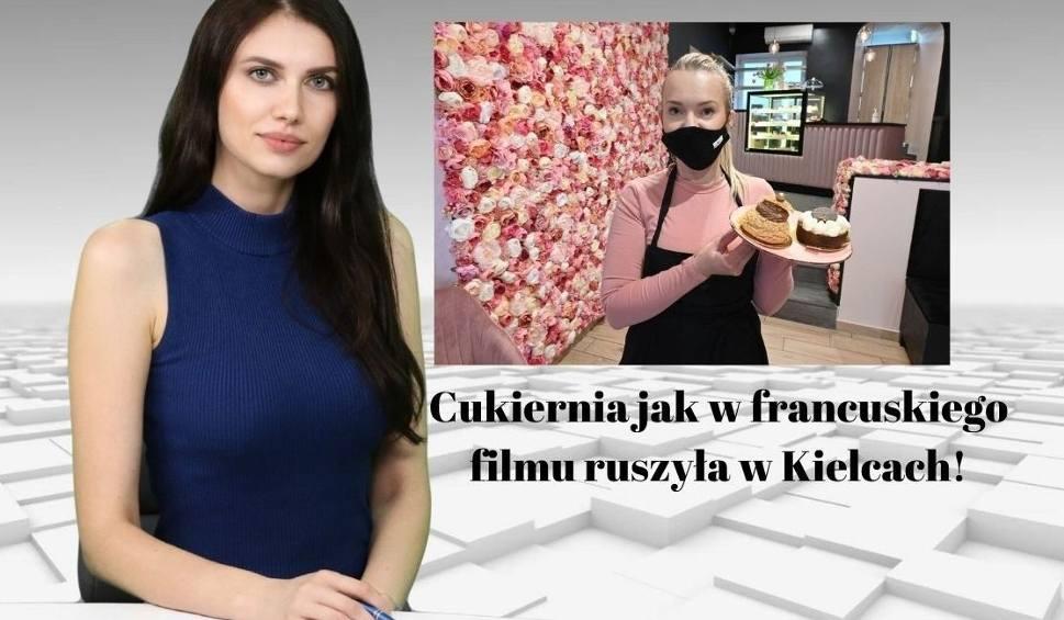Film do artykułu: Cukiernia jak w francuskiego filmu ruszyła w Kielcach! [WIADOMOŚCI]