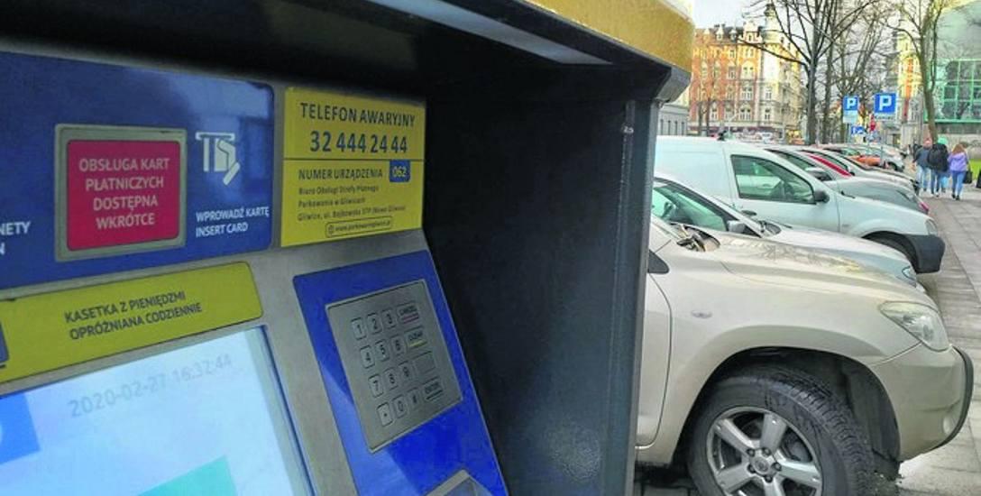 W Bytomiu zapłacimy niebawem kartą we wszystkich parkomatach. Inne miasta w tyle