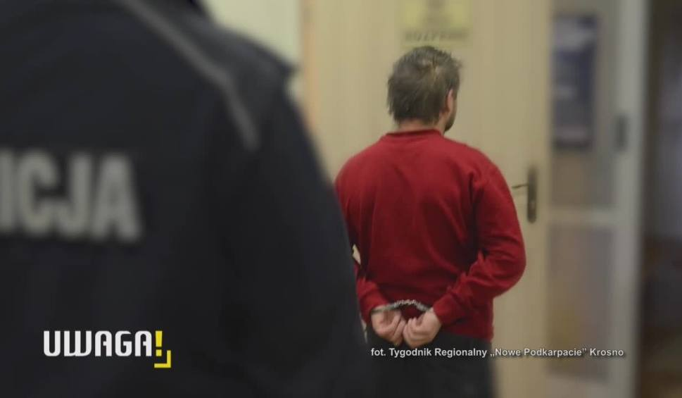 Film do artykułu: UWAGA! TVN 9.12 Izdebki, Nozdrzec. NOWE FAKTY: 2. część wstrząsającego reportażu. Ojciec podejrzany o molestowanie aresztowany