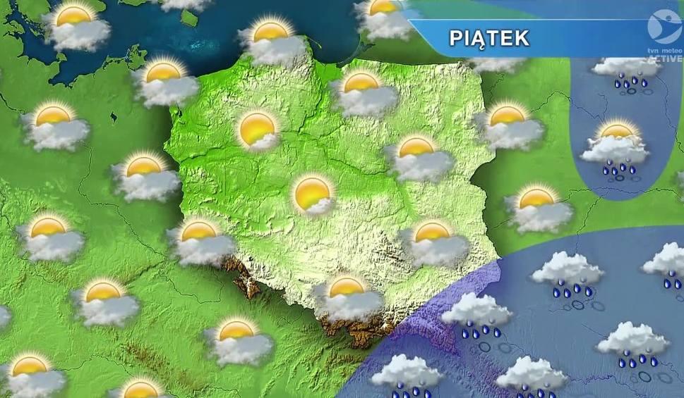 Film do artykułu: Pogoda w Opolu i na Opolszczyźnie. Pogoda na majówkę. Będzie ciepło?