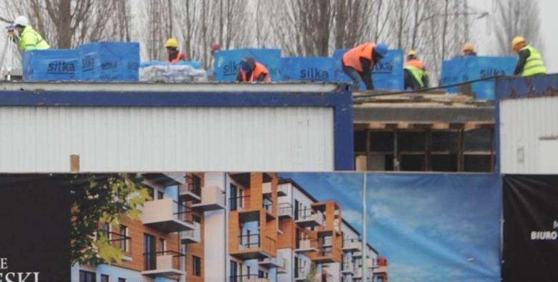 Mieszkań we Włocławku buduje się mało. Na rynku wtórnym też posucha