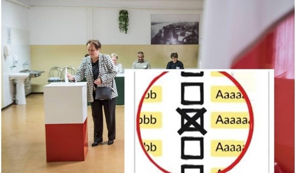 Film do artykułu: Wybory samorządowe 2018: jak głosować? Ważne zasady o tegorocznych wyborach ZNAK X na karcie wyborczej
