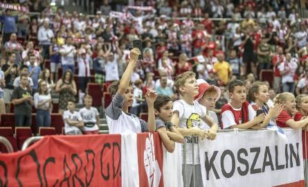 Polska - Rumunia w Ergo Arenie. Znajdź się na zdjęciach