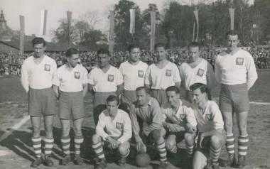 Reprezentacja Polski w Rzeszowie, 1949 r.