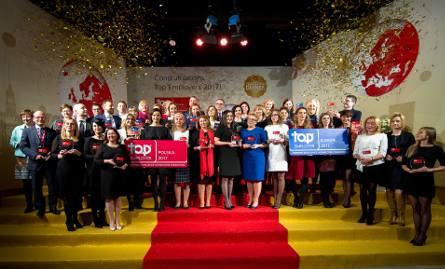 Zadaniem programu Top Employers Polska jest wskazywanie pracodawców, którzy najlepiej dbają o swoich pracowników.