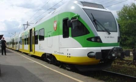 W niedzielę zmienia się rozkład jady pociągów Kolei Mazowieckich. Trwają prace na trasie numer 8