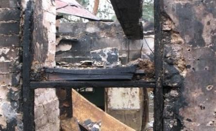 Kobieta spaliła się we własnym łóżku