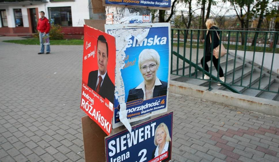 W Opolu Będzie Opłata Za Wieszanie Plakatów Wyborczych Na