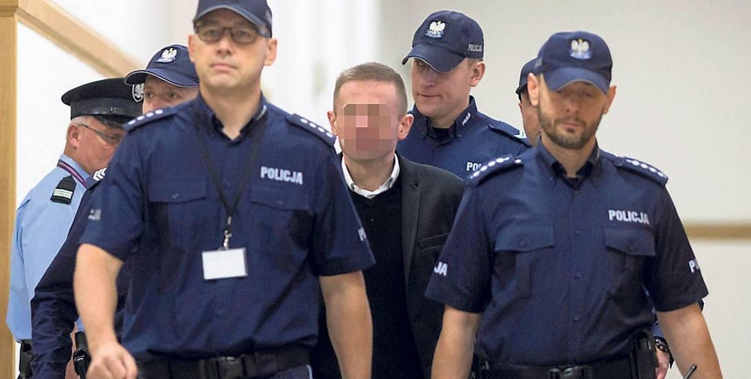 Marcin P.: Nie zgadzam się z zarzutem oszustwa