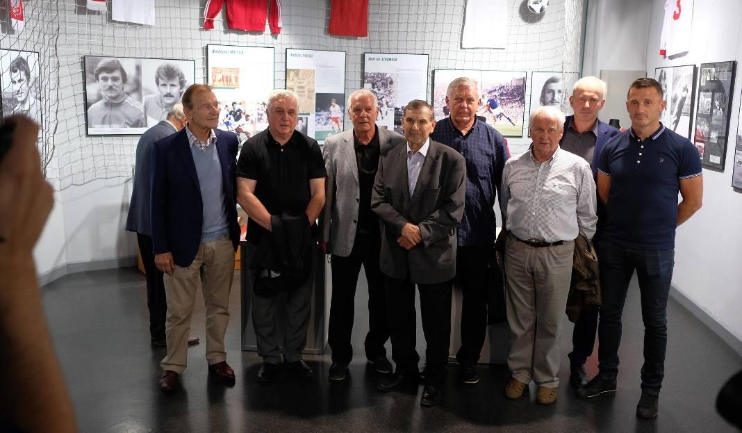 W Muzeum Miejskim w Zabrzu przygotowano wystawę przypominającą piłkarzy Górnika Zabrze na mundialach. Wystawa przypomina też uczestników mistrzostw świata,