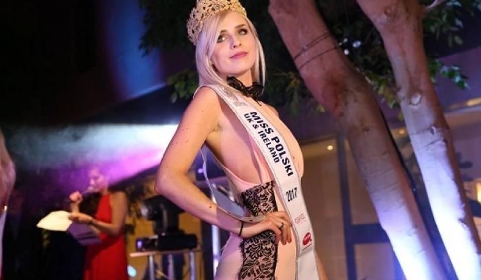 Film do artykułu: Paulina Główka ze Stalowej Woli została Miss Polski UK&Ireland 2017