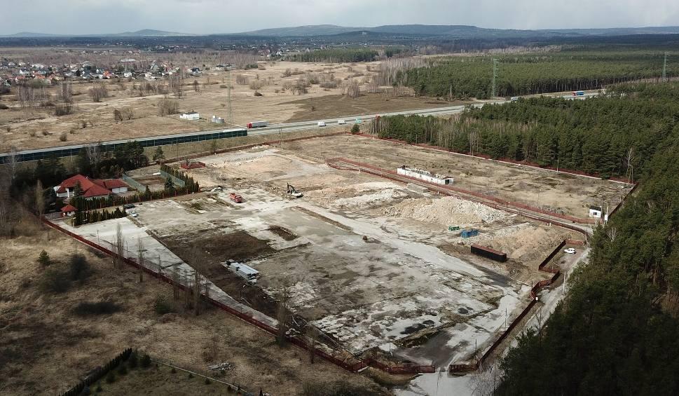 Film do artykułu: Centrum marki DAF powstanie w Szczukowskich Górkach koło Kielc ! Ruszyła budowa na dawnym placu Vive (WIDEO)