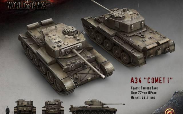 World of Tanks: Brytyjczycy już strzelają
