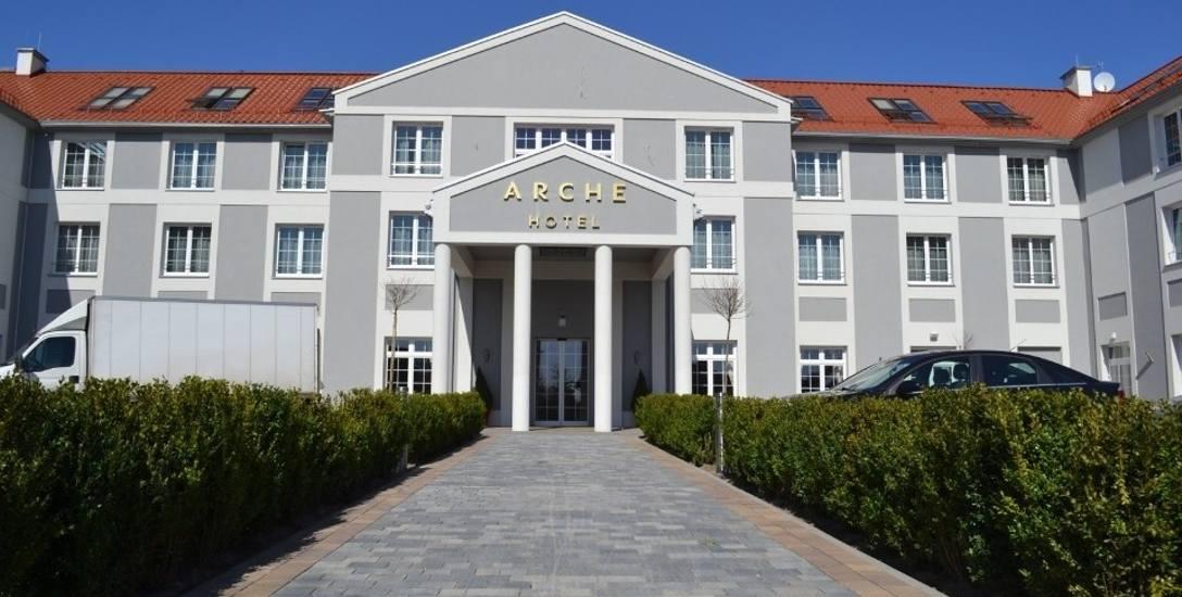 W Częstochowie jest jeden hotel czterogwiazdkowy
