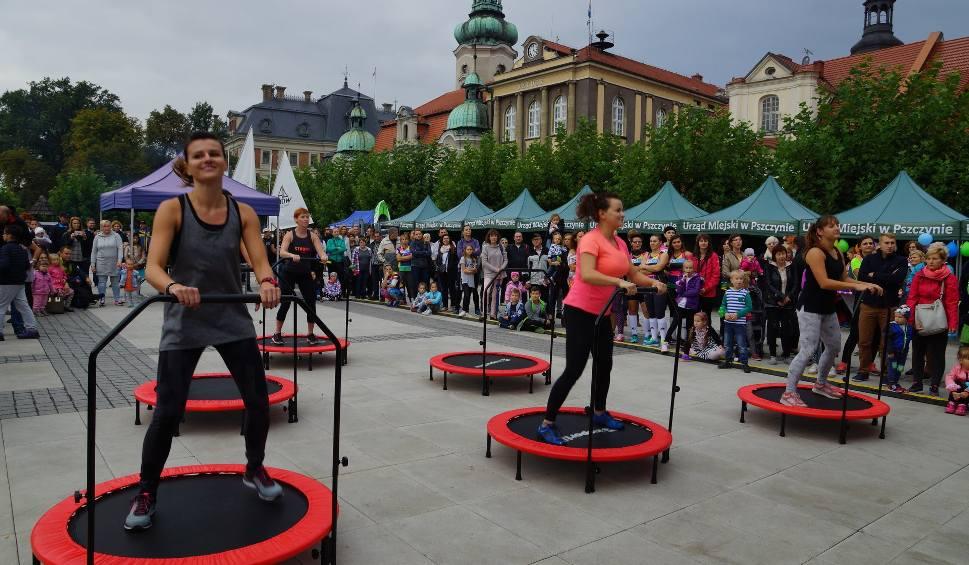 Film do artykułu: Pszczyna: I Festiwal Rekreacji i Sportu oraz Maraton Zumby WIDEO+ZDJĘCIA