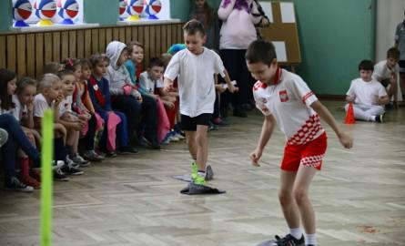 Mini Igrzyska Olimpijskie w Szkole Podstawowej nr 153 w Łodzi