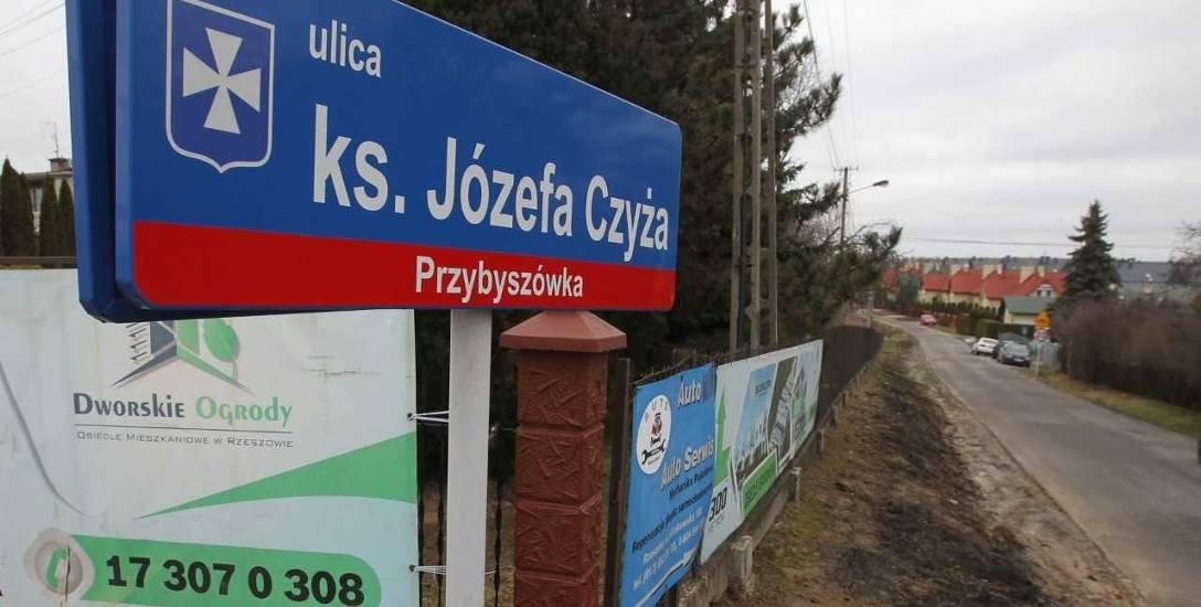 Skandal w Rzeszowie. Nie skonsultowali zmiany nazwy ulicy z mieszkańcami, bo wiedzieli, że się nie zgodzą