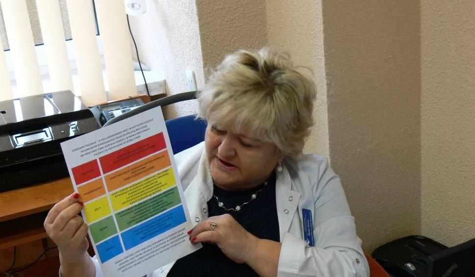 Film do artykułu: Zmiany w Szpitalnym Oddziale Ratunkowym w sandomierskim szpitalu. Pacjent zostanie opaskowany a w poczekalni pojawi się szyba