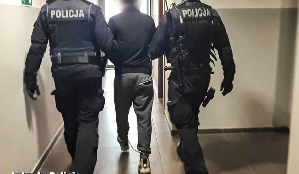 Film do artykułu: Chuligani zaatakowali policjantów z Żagania. Doszło do szarpaniny