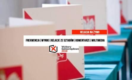 Wybory samorządowe 2018: Wyniki wstępne ze Szczecina, Stargardu i regionu! [RELACJA NA ŻYWO]