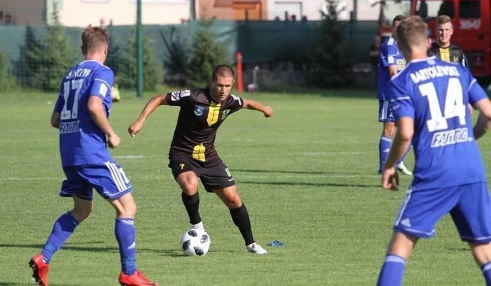 Film do artykułu: 2 liga. Kamil Radulj nie zagra w Stali Rzeszów. Aleksandra Drobota chce Puszcza Niepołomice