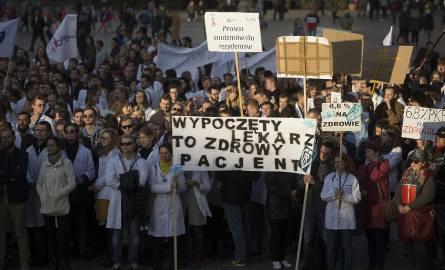 Strajk lekarzy w Małopolsce. W środę nie przyjdą do pracy