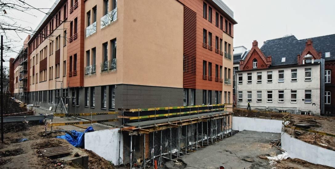 Nowy budynek bydgoskiego K-PCP zdaniem NIK spełnia najwyższe standardy bezpieczeństwa.